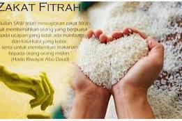 Zakat Fitrah Sebagai Penyempurna Puasa Ramadan.