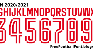 free football fonts psv eindhoven 2020 2021 puma font psv eindhoven 2020 2021 puma font