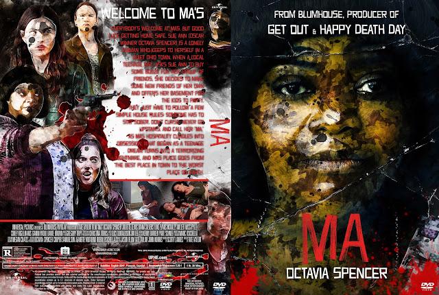 Ma DVD Cover