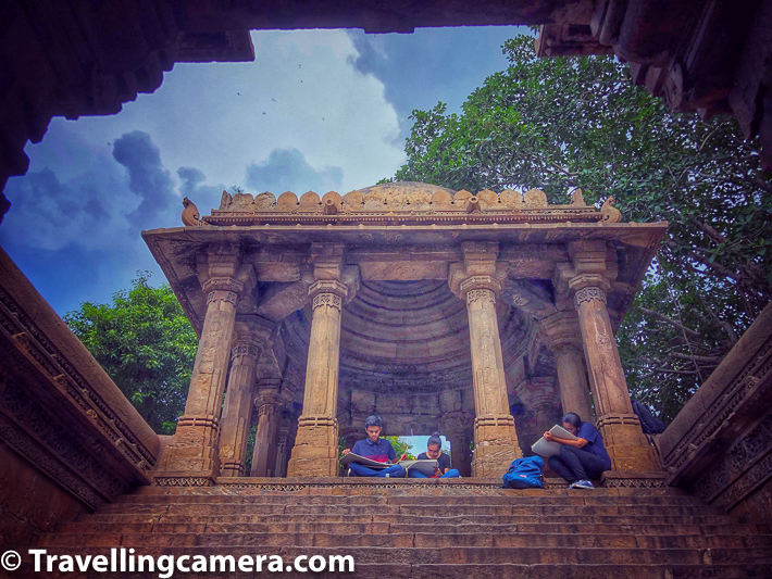 Stunning Stepwells of Gujarat, India - What is so special about these ancient Multi-story water-tanks with beautiful carvings & wonderful architecture