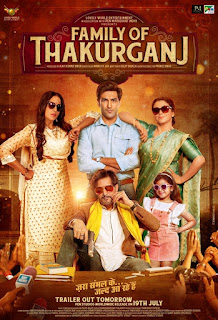 Family of Thakurganj First Look Poster 2