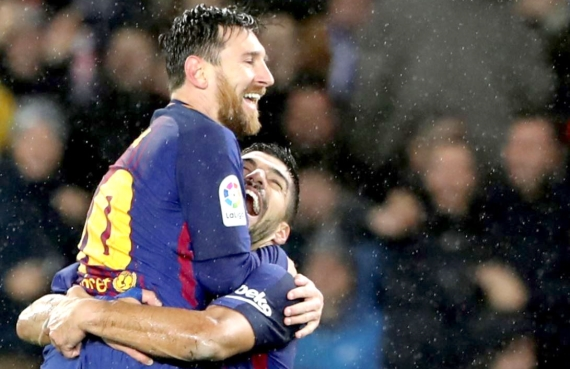 Barcelona's dominance continued as they recorded an impressive comeback victory over Real Sociedad