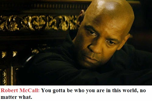 Top 10 The Equalizer Quotes