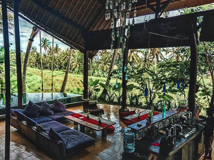 Airbnb in Bali Indonesia