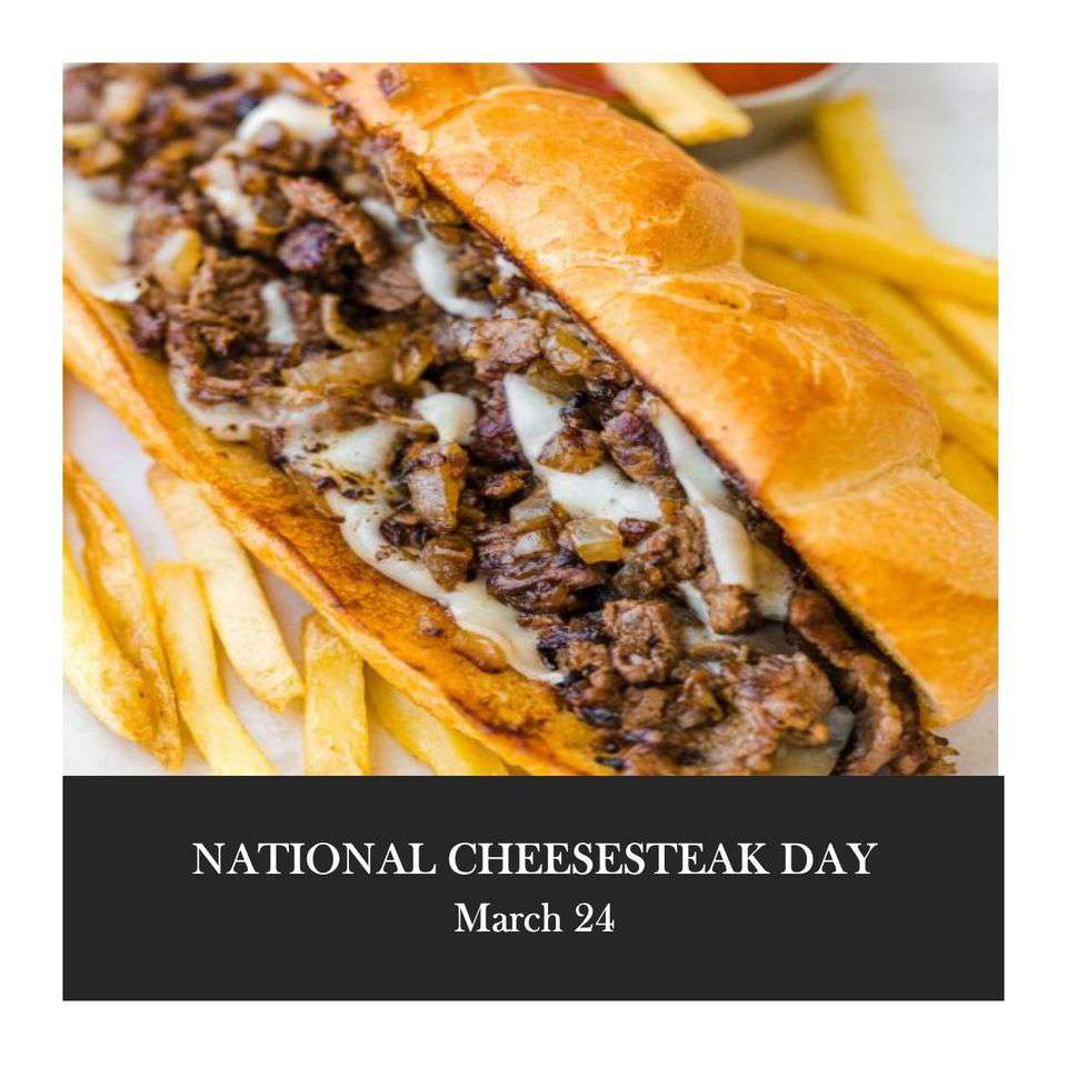 National Cheesesteak Day Wishes Awesome Picture