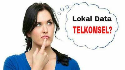 Apa Itu Paket Internet Local Data Telkomsel | Bagaimana Cara Menggunakanya?