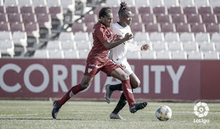 JUST IN: Super Falcons striker quits Spanish club after six months at the club