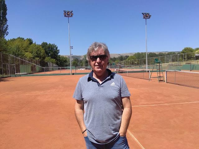 Γιάννενα: Ολα Έτοιμα Για Το ITF CUP JUNIORS .. Δηλώσεις Του Προέδρου Του Ομίλου Αντισφαίρισης Ιωαννίνων.