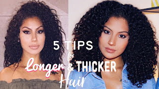 Your Hair Will Grow Like Crazy With These 5 Tips