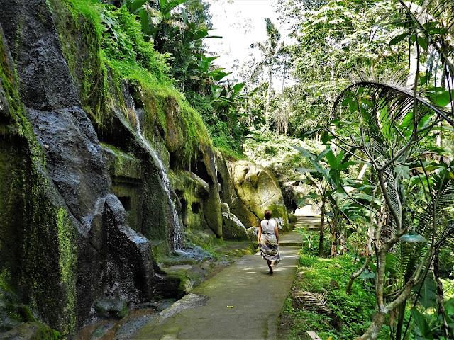 Tempio Gunung Kawi bali indonesia