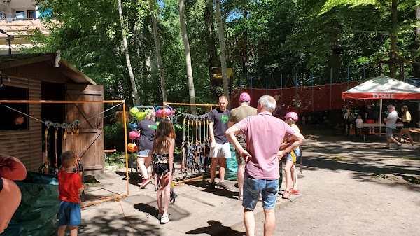 Wawrzkowizna park linowy