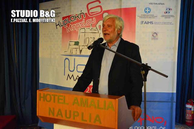 Τατούλης: Με σκληρή δουλειά συνεχίζουμε να αλλάζουμε την Πελοπόννησο