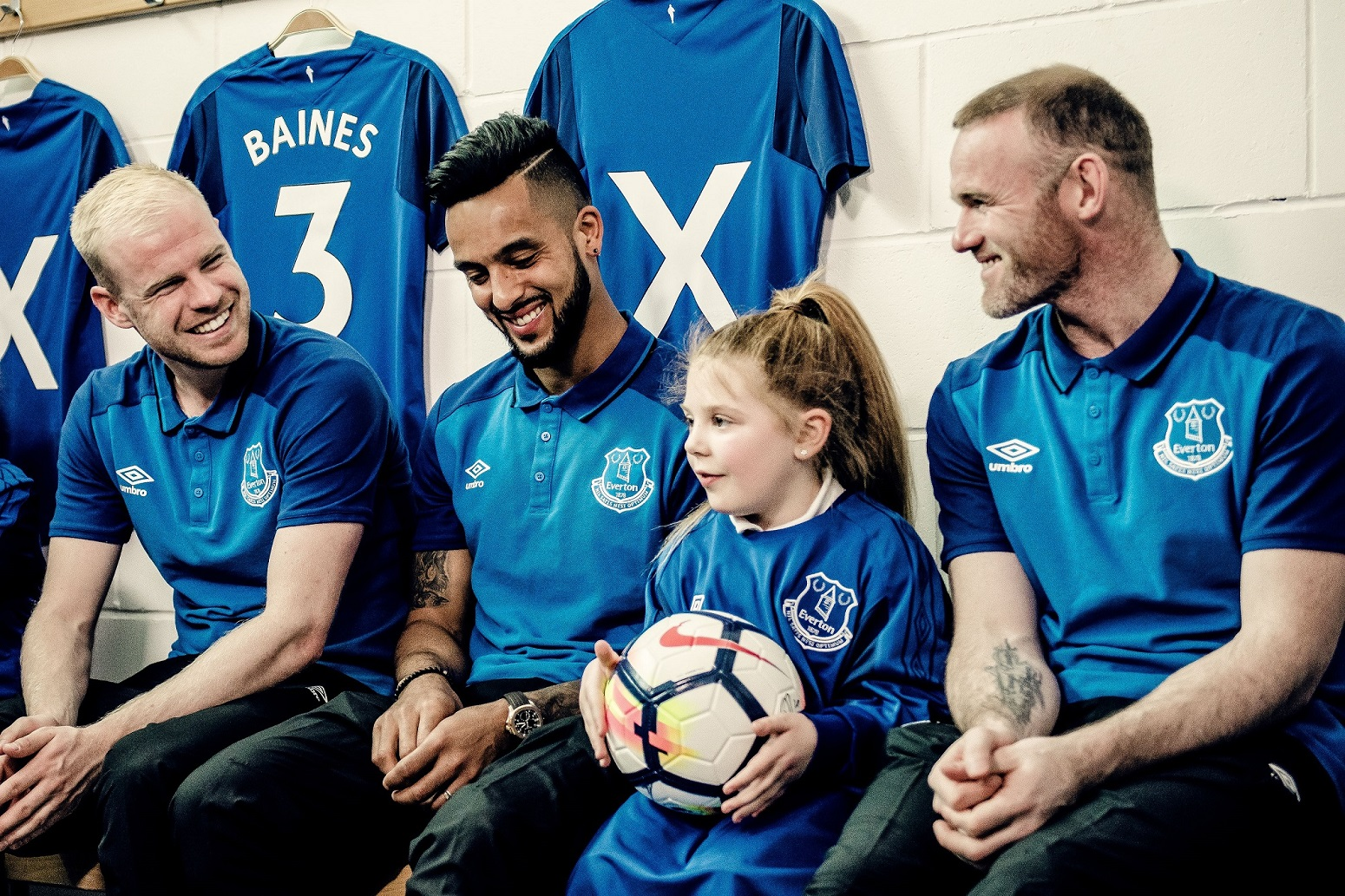 f6b73ea6 Rooney, Crouch and Benitez Star in Digital Campaign to Promote New Premier  League Primary Stars