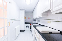 apartamento en venta calle ibiza benicasim cocina