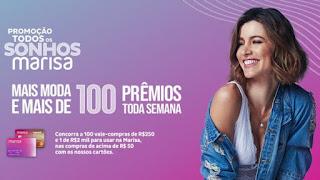 Promoção Marisa 2020