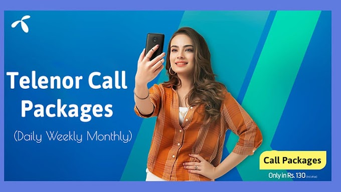 Telenor Call Packages 2020 | Telenor Daily Weekly Monthly Call Packages 2020