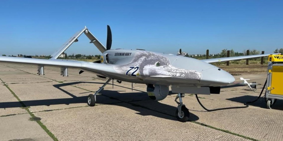 Ukraine and Turkey signed a Memorandum on construction of joint drone training and testing center
