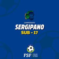 FSF divulga tabela do Campeonato Sergipano SUB-17