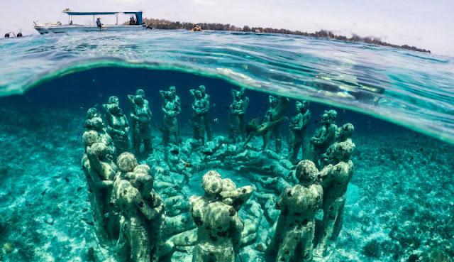 Tempat Wisata Romantis di Lombok Gili Meno