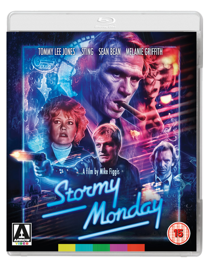 stormy monday arrow bluray