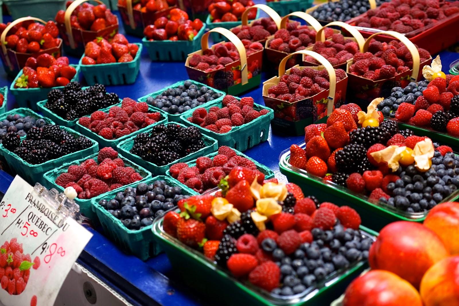 atwater market fruit