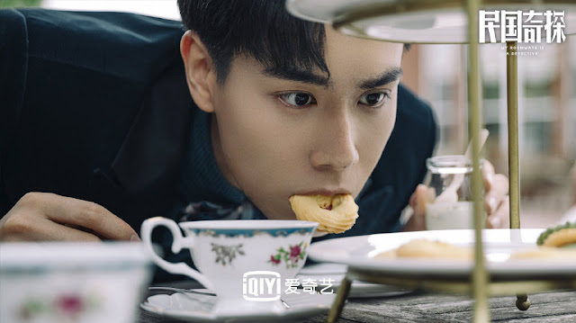 hu yitian my roommate is a detective