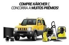 Promoção Karcher 2019 Dia dos Pais Carro Zero e Prêmios
