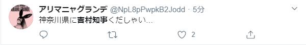 吉村知事が欲しい