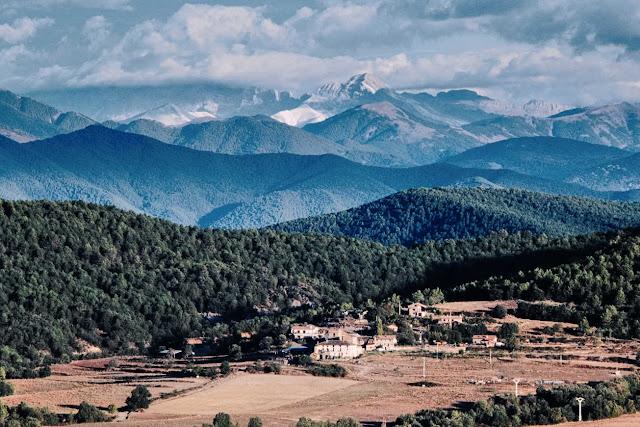 Aluján visto desde Morillo