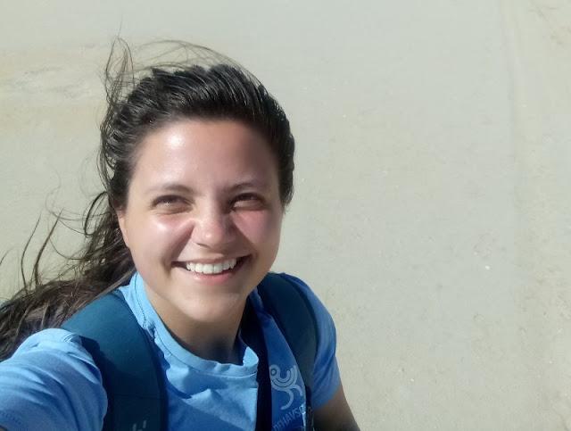 Spannende Touren ins dänische Wattenmeer: Interview mit Betty vom Vadehavscentret in Ribe. Betty macht in Dänemark ein freiwilliges ökologisches Jahr.