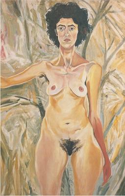 Desnudo (Autoportrait), Marcia Schvartz