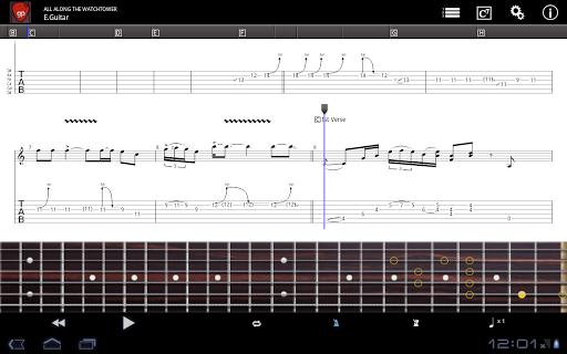 Guitar Pro Apk Full Version App