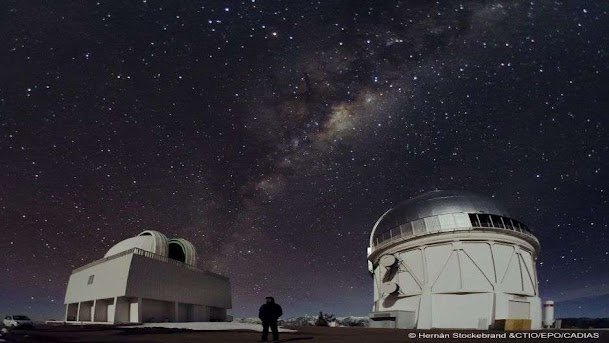 Astronomical tours, Northern Chile.