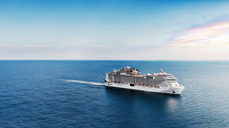 Steve Williams is a man on a strategic. He addresses us about MSC Cruises' battling soul and enormously aggressive extension plans.
