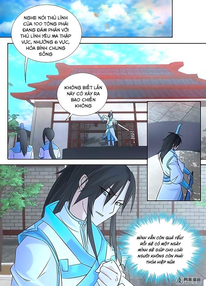 Vĩnh Hằng Chí Tôn Chap 103 - Trang 11