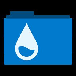 Rain Meter Folder Icon