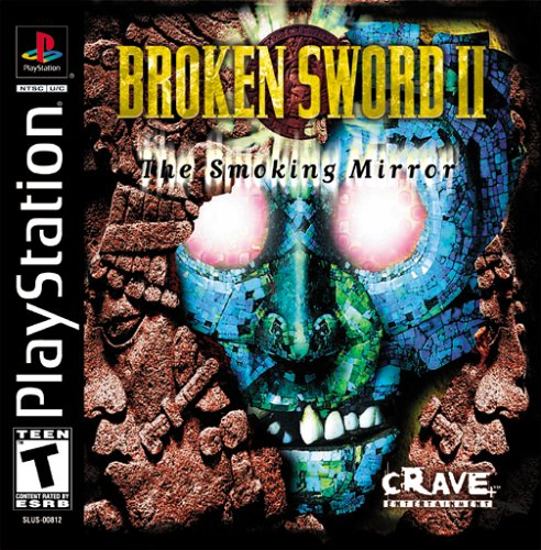 Broken Sword 2 - The Smoking Mirror - PS1 - ISOs Download