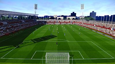 PES 2021 Stadium  Estadi Olímpic de Terrassa