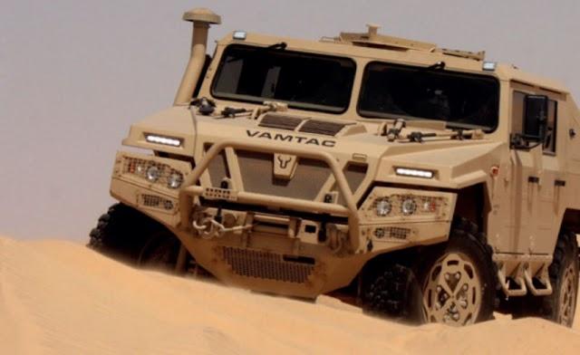 Ο Ελληνικός Στρατός αναζητάει το νέο «εθνικό όχημα»
