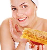 Honigmaske für fettige Haut