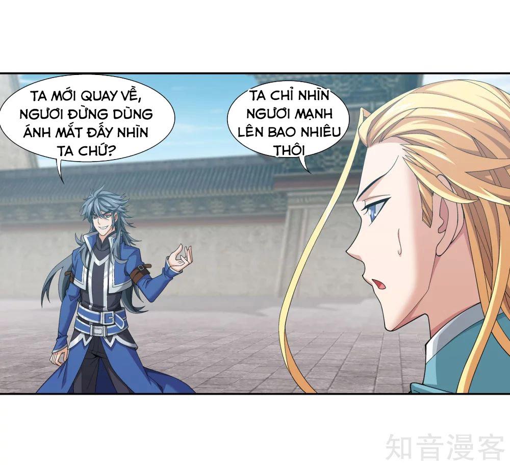 Đại chúa tể chap 142 - Trang 26
