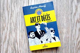 Lundi Librairie : Art et décès - Sophie Hénaff