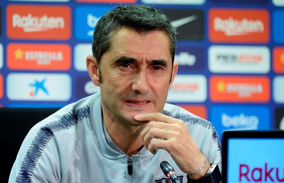 Valverde Waspadai Mentalitas Bertanding Manchester United
