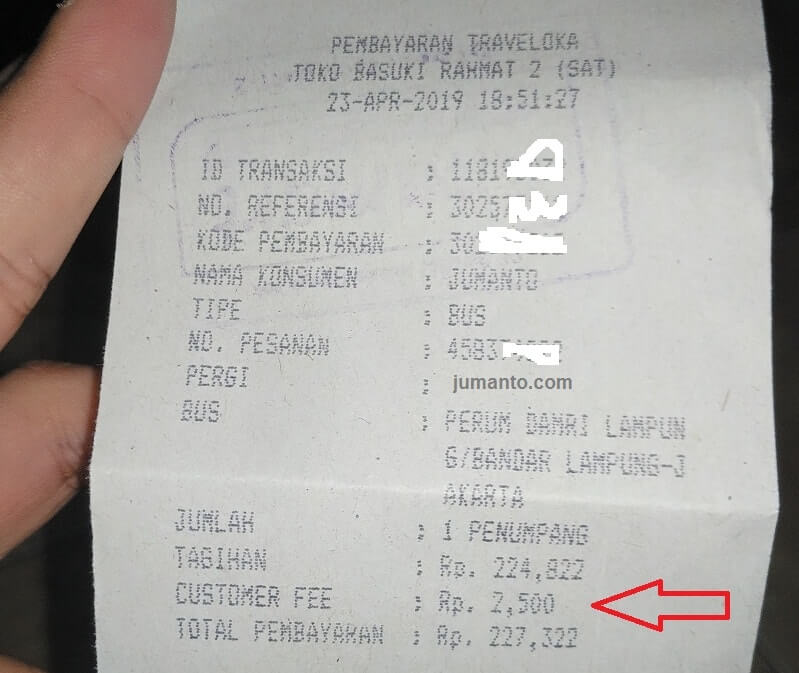 Besaran Biaya Admin Bayar Traveloka Di Alfamart  Murah Kalau Ada Promo