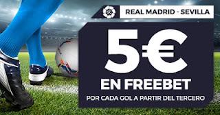 Paston promo Real Madrid vs Sevilla 9-5-2021