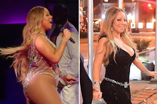 Mariah Carey gastric sleeve weight loss surgery