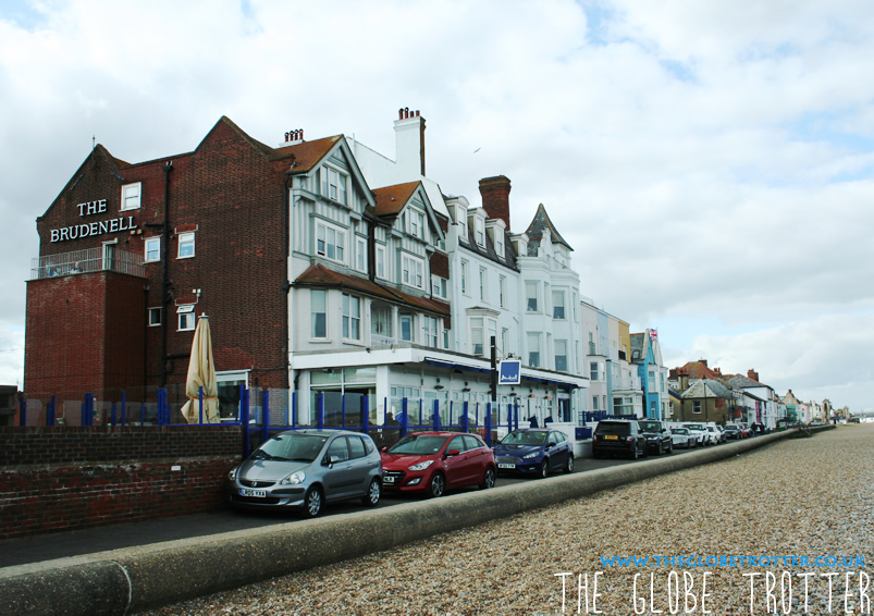 A Short and Lovely Stay at The Brudenell in Aldeburgh