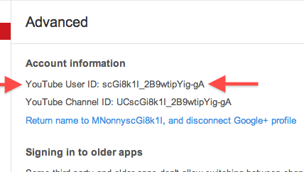 Keep your old YouTube channel icon after linking to Google+