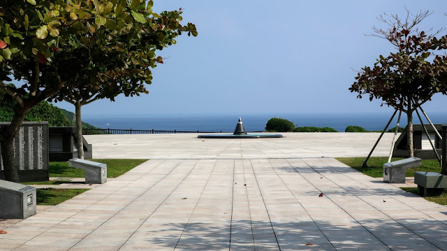 沖縄平和祈念公園 平和の広場