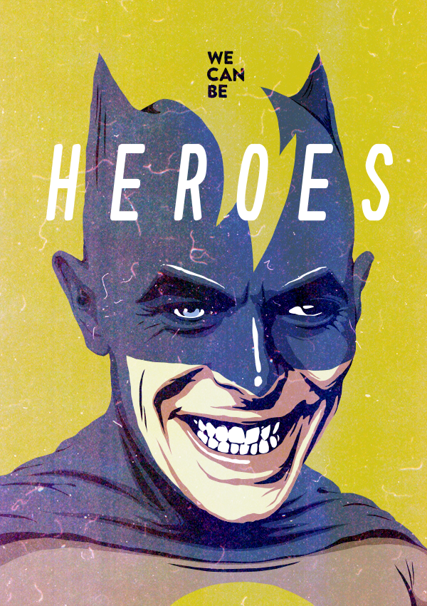 Butcher Billy David Bowie Batman